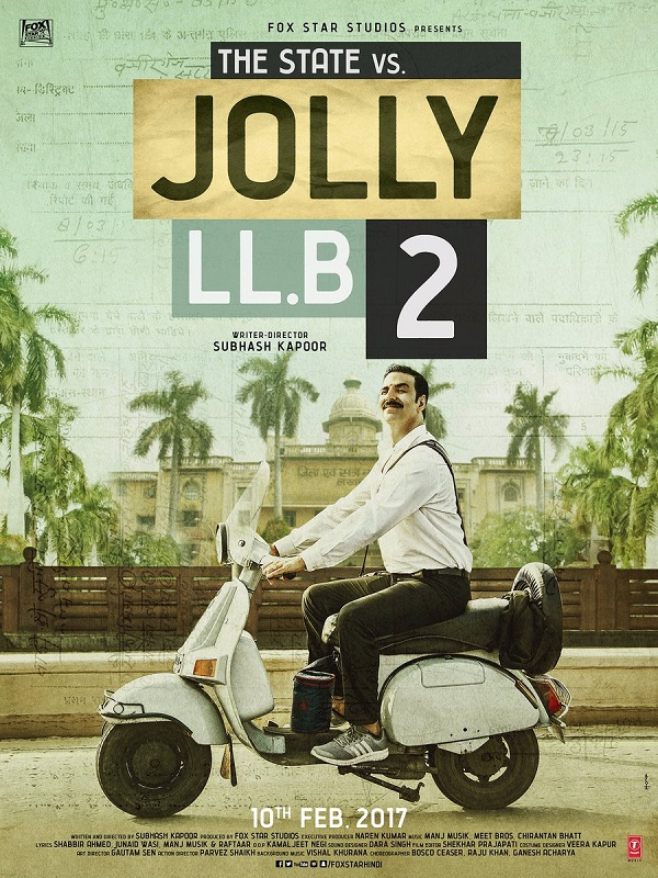 Jolly LLB – 2 (2017)