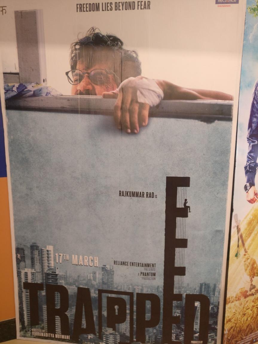 Trapped (2017) – PressConference