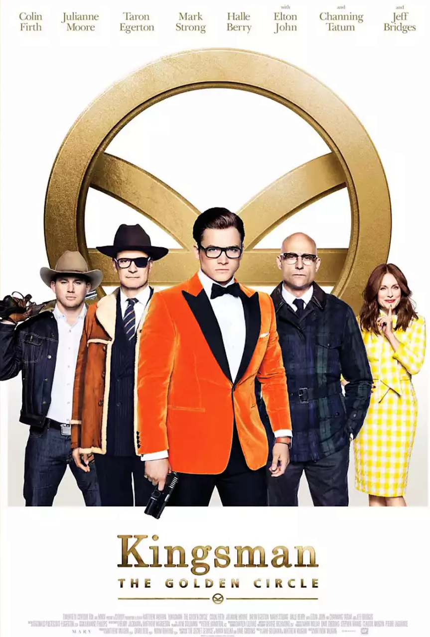 Kingsman – The Golden Circle (2017)