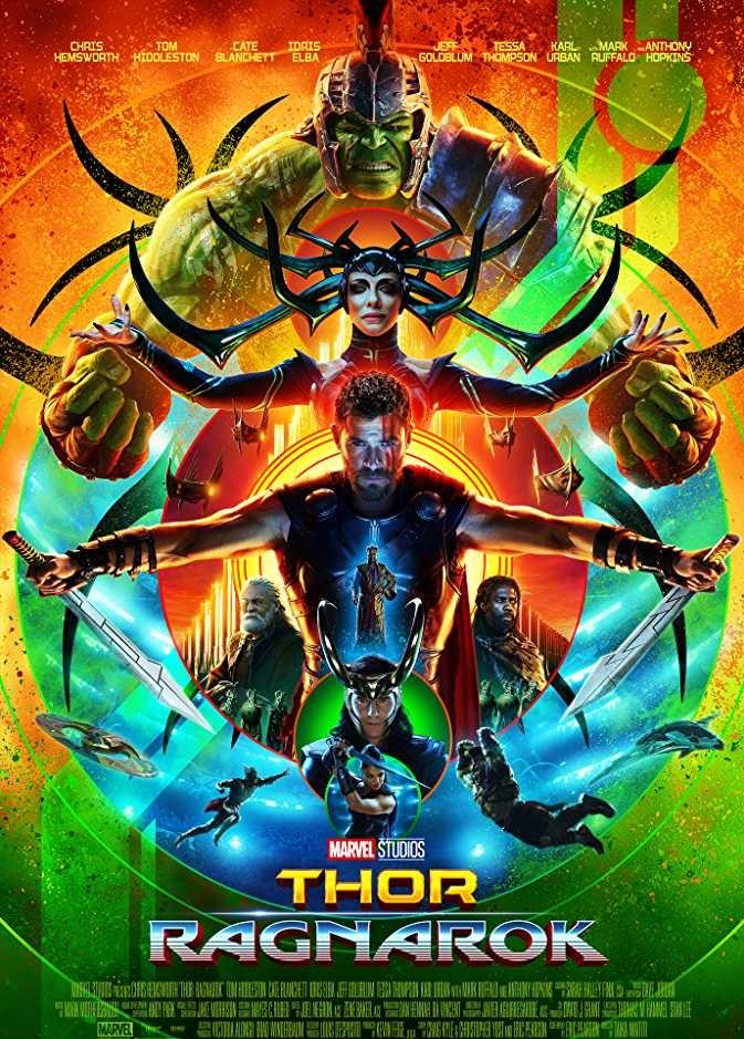 Thor – Ragnarok(2017)